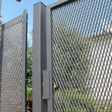 Industrial Fence Rombo Fils Wire Mesh Steel