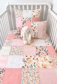 fl crib bedding baby girl