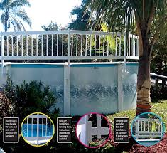 Waterwarden Pool Fence Add On Kit C La Buy Online In Cambodia At Desertcart