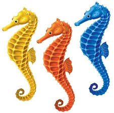 Sea Horse Group For Vinyl Pools Lx Group 4 A