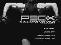 p90x shoulders and arms review