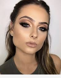 lovely simple and natural makeup