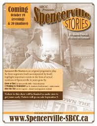 Spencerville Stories - Spencerville Business & Community Connections