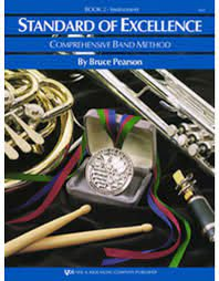 Standard of Excellence Book 2, Piano/Guitar - Bountiful Music