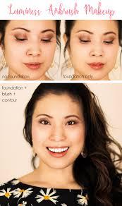 airbrush makeup at home luminess air