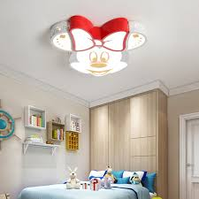 Cartoon Baby Boy Children S Kids Room Led Light Animal Cute Child Bedroom Ceiling Lamp Nursery Lighting Children Lamp Ceiling Ceiling Lights Aliexpress