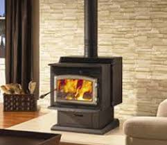 wood burning fireplaces and stoves for
