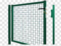 Fence Gate Garden Chicken Wire Portillon Construction Transparent Png