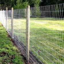 China Hot Dipped Galvanized Iron Wire Mesh Cattle Fence Livestock Panels China Livestock Panels Farm Fence Panel