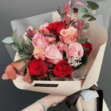 بوكيهات ورد جميلة الورد و جماله فى التعبير عن المشاعر قبلات الحياة