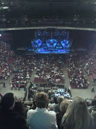 section 112 at mohegan sun arena for