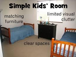 Clean And Simple Kids Rooms Zone Defense Kid Stuff