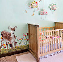 forest or hunting baby nursery