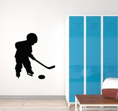All Wall Vinyl Decals Tagged Ice Hockey Wallstickers4you