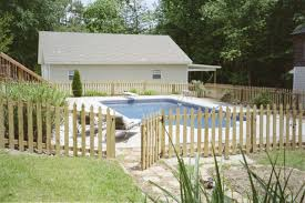 Fence Around Pool Ideas Fence Around Pool Backyard Oasis Backyard