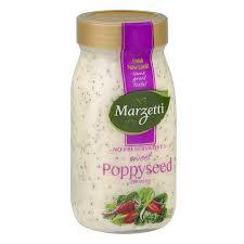 marzetti sweet poppyseed dressing 15 fl