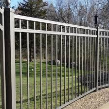 China Powder Coated Aluminium Fence Aluminum Fence Panel Aluminium Fencing Pool Fence China Pool Fence Flat Top Fence