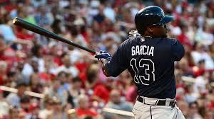 Atlanta Braves release 3B Adonis Garcia so he can play in South Korea