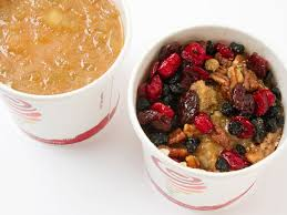 jamba juice s breakfast menu oatmeal