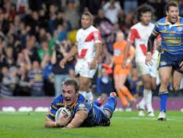 Leeds Rhinos legend Lee Smith calls time on his career | Yorkshire ...