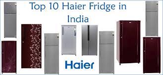 haier refrigerator reviews of latest