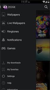 android apps zedge ringtones