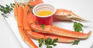 Simple Steamed Crab Legs Recipe ...