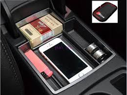 arm storage carry box car accessories