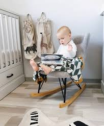 Quax Our Kids Rocking Chair Deluxe Zebra Carpet Baby Facebook