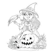 Tổng hợp các bức tranh tô màu Halloween đẹp nhất cho bé - Zicxa ...