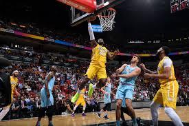 Photos: Lakers vs Heat (12/13/2019 ...