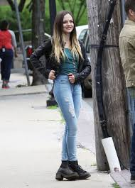Emily Meade - Emily Meade Photos - 'The Leftovers' Films in NYC ...