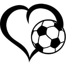 Love Heart Football Player Sticker Sports Soccer Car Decal Helmets Kids Room Name Posters Vinyl Wall Decals Football Sticker Football Sticker Kids Roomvinyl Wall Aliexpress
