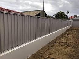 Smoothline Fences Greenwood Perth 2020