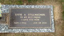 Effie A Johnston Stillwagner (1924-2001) - Find A Grave Memorial