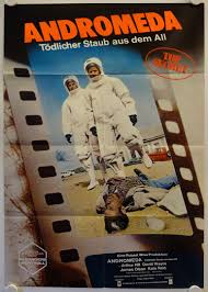 The Andromeda Strain original release german movie poster ...