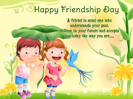 Happy friendship day quotes ...