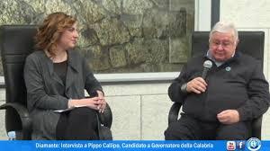 Diamante: Intervista a Pippo Callipo, candidato a Governatore della Calabria  -
