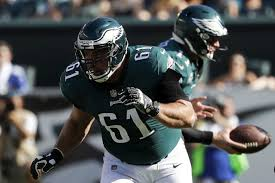 Stefen Wisniewski re-signs with the Eagles