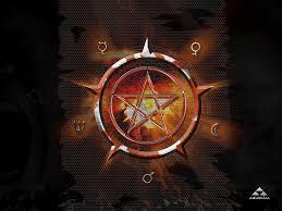dark fantasy occult religion