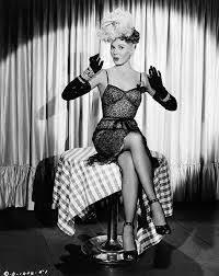 Adele Jergens: Burlesque Adjacent – (Travalanche)