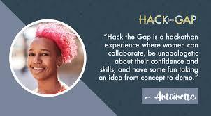 Hackers Gonna Hack: Meet Antoinette Smith — Hack the Gap