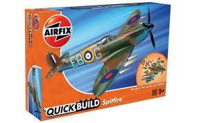 Image result for airfix quick build Supermarine Spitfire Mk 1/MK-1/1a