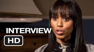 Peeples Interview - Kerry Washington ...