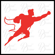 Super Family Superman Inspired Vinyl Car Laptop Decals Decal Drama