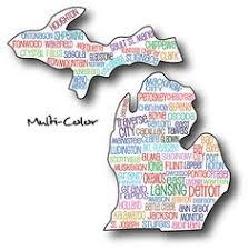 30 Michigan Decals Ideas Michigan Decal Michigan Michigan Sticker