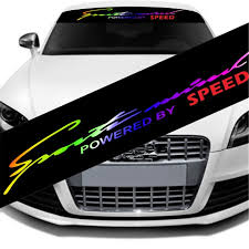 Auto Parts And Vehicles Car Truck Decals Stickers Car Front Rear Windshield Exterior Banner Reflective Decal Sticker For Sparco Car Truck Parts Zaphyre In