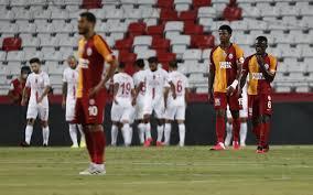 Antalyaspor Galatasaray maçı golleri ve geniş özeti - Internet Haber