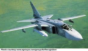 Sukhoi Su 24 Fencer Combataircraft Com