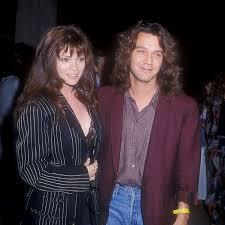 Eddie Van Halen's ex-wife Valerie Bertinelli in moving tribute to rock  legend - Mirror Online
